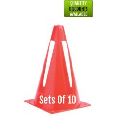 Carta Sport Collapsible/Flexi Cones - Set of x10