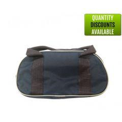Nylon 2 Bowl Bag + Zip - Navy