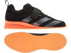 Adidas adiPower Weightlifting II Black Orange
