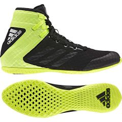Adidas Speedex 16.1 Boxing Boots Black Green