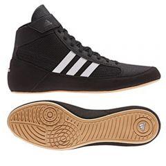 Adidas Havoc Wrestling Boots - Black