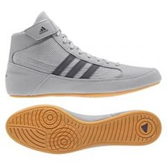 Adidas Havoc Wrestling Boots - Grey