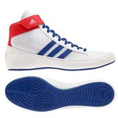 Adidas Havoc Wrestling Boots - White