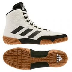 Adidas Tech Fall 2.0 Wrestling Boots - White Black