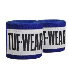 Tuf Wear Hand Wraps 4.5m Blue
