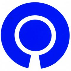 Bowls Marker Labels (Set of 4) - Blue