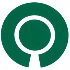 Bowls Marker Labels (Set of 4) - Green
