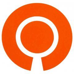 Bowls Marker Labels (Set of 4) - Orange