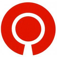 Bowls Marker Labels (Set of 4) - Red