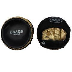 Chaos Gel Tech Speed Mitts Black & Gold