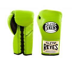 Cleto Reyes Traditional Contest Gloves Green
