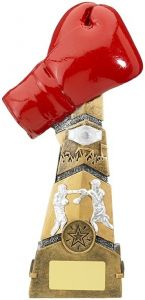 Forza Boxing Glove Trophy - Add Engraving