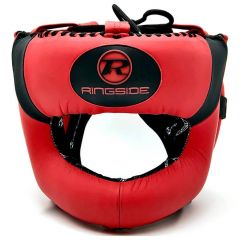 Ringside Gamma Series Limited Edition Bar Head Guard Red/Black