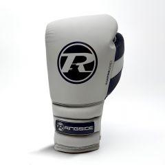 Ringside Gamma Series Lace Gloves - Grey/Black