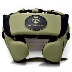 Ringside Gamma Series Limited Edition Cheek Head Guard Guard Khaki/Black