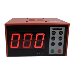 Tuf Wear Electronic Gym Round Timer Clock