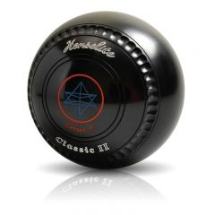 Henselite Classic 11 Bowls - Black
