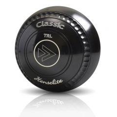 Henselite Classic TRL Bowls - Black