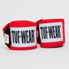 Tuf Wear Handwraps 2.5m - Red