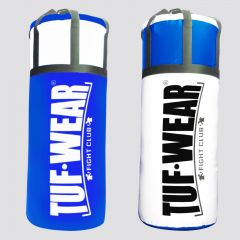 Tuf Wear Jumbo Punchbag 4FT 20 Inch Diameter - Blue/White