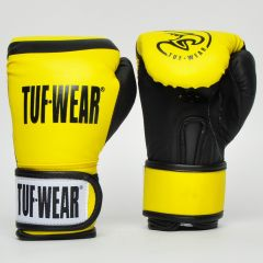 Tuf Wear Junior Training Gloves Yellow