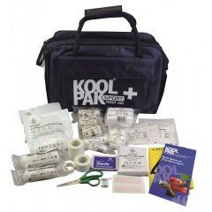 Medical Holdall (including Kit) Navy Kool Pack