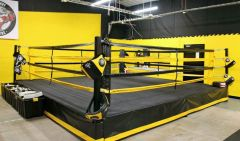 Low Platform Boxing Ring