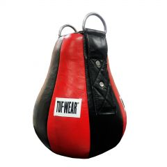 Tuf Wear Small Leather Maize Punch Bag