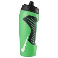 2020 Nike Water Bottle Hyperfuel Squeeze 18oz Green Spark