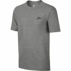 Nike Men's Sportswear T-Shirt - DK Grey Heather