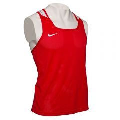Nike Boxing Competition Vest - Red