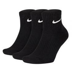 Nike Everyday Cushion Ankle Training Socks - Black
