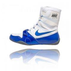 Nike Hyper KO Boxing Boots - Blue White