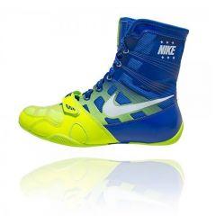 Nike Hyper KO Boxing Boots - Blue Volt