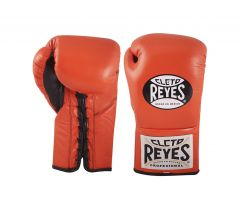Cleto Reyes Traditional Contest Gloves Orange