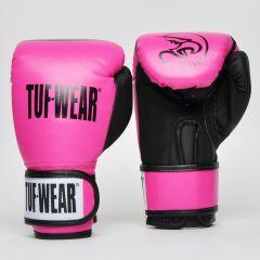 Tuf Wear Junior Training Gloves Pink