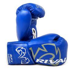 Rival RFX-Guerrero Pro Fight Gloves SF-F - Blue
