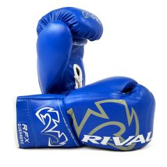 Rival RFX-Guerrero Pro Fight Gloves HDE-F- Blue