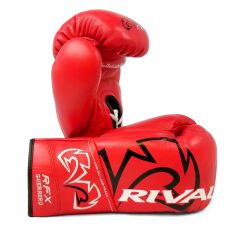 Rival RFX-Guerrero Pro Fight Gloves SF-F - Red