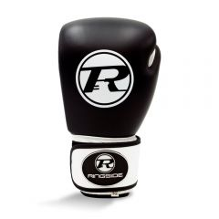 Ringside Club Glove - Black/White 16oz