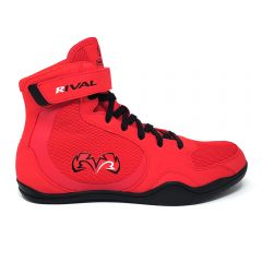 Rival RSX-Genesis Boxing Boots 2.0 - Red