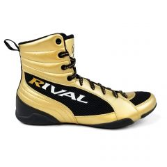 Rival RSX-Guerrero Deluxe Boxing Boots-Gold