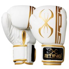 Sting Armaplus Training Boxing Gloves - White