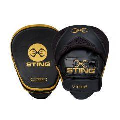 Sting Viper Speed Focus Mitts - Black-Gold