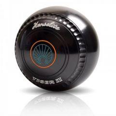 Henselite Tiger 11 Bowls - Black