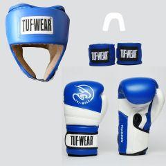 Tuf Wear Boxing Bundle - Blue