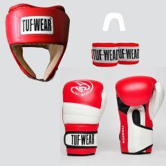 Tuf Wear Boxing Bundle - Red