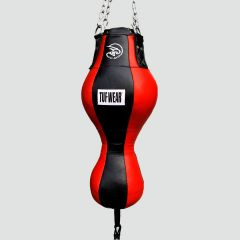 Tuf Wear Boxing Leather Uppercut Spring Bag