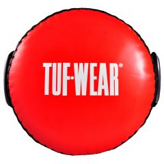 Tuf Wear Creed Punch Shield Gong - Red