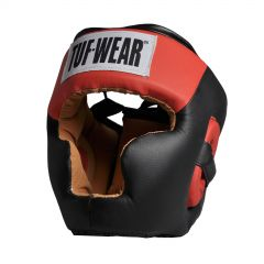 Tuf Wear Boxing Head Guard Full Face with Chin